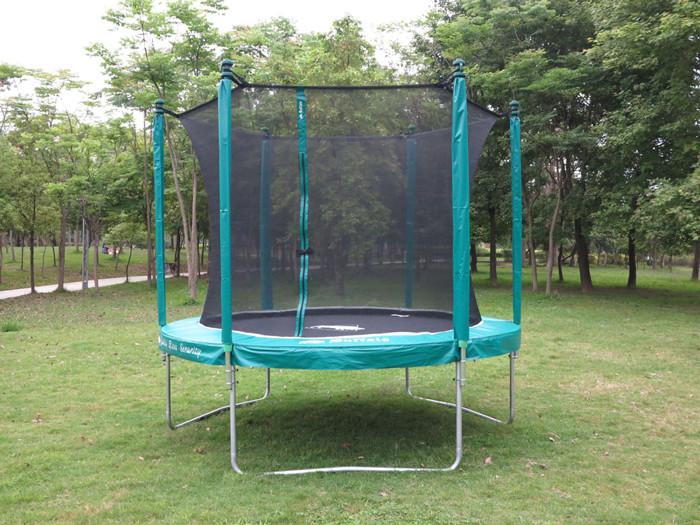 Buffalo sky high trampoline safety net 244 cm 8 pieds acheter en ligne - Protection trampoline 244 ...