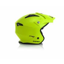 Acerbis Jet Aria Helmet - Fluo Yellow