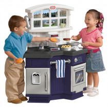 Little Tikes Rôle Play Side By Side Kitchen