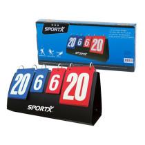 SportX contre Board