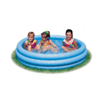 Intex Crystal bleu Pool 114X25