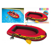 Intex Explorer Pro 300 Boat Set