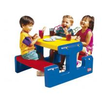 Little Tikes Primary  Table de pique-nique