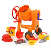 Mixer béton Wader avec Accessories - 9 pcs