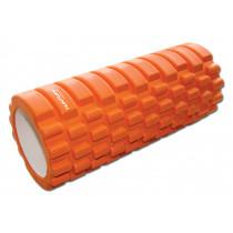Tunturi Grid Rouleau en Mousse de Yoga - Ø 13 cm - 33 cm
