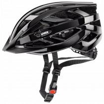 Uvex I-VO Cycling Helmet - Black