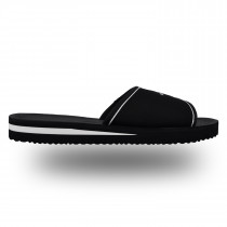 Rucanor Santorini sangle fixe Slipper Senior - noir blanc /