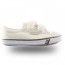 Rucanor Frankfurt Gymnastic Chaussures Juniors / Senior - blanc