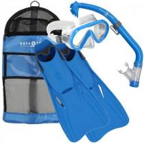 Aqua Lung Sport Santa Cruz Enfants - Bleu