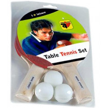 Angel Sports Table Tennis Set avec des boules