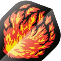 BULL'S Base Vols Standard A-Shape - Flames