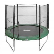 Salta 6 ft Disport Combo Trampoline rond - 183 cm - Vert