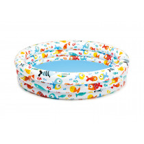 Intex Fishbowl Pool 132 x 28 cm