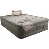 Intex PremAire Dram Support Airbed - 2 person