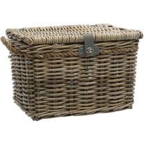 New Looxs Melbourne Rotin Basket - Gris