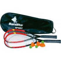 Bandito speed badminton ensemble