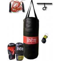 Benlee Punchy  Boxing - Noir