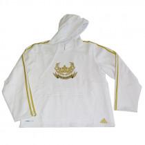 Adidas Hoody Hoodie - Hommes - Blanc