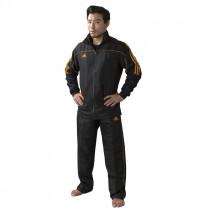 Adidas Team  Training Jacket - Noir / Orange