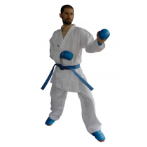 Arawaza Deluxe WKF Kumite Uniform - Blanc