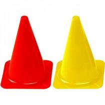 Megaform plastique Cones - Jaune