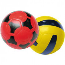 Peau-Coated Football Taille 4