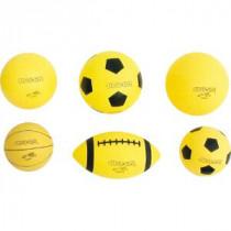 Super -Safe Football 20cm - Jaune