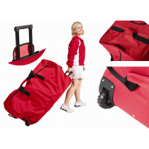 Big Red roues Duffle