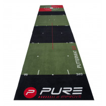 Pure2Improve Mat Golfputting 65 x 300 cm