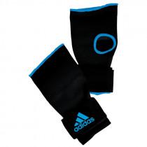 Adidas Gants intérieur avec doublure - noir / Blue_S