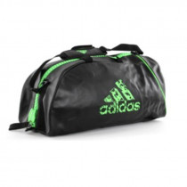 Adidas Super Boxing Sports Bag - Noir / Vert