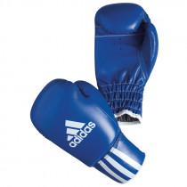 Adidas Rookie Enfants de Boxing Gants - Bleu