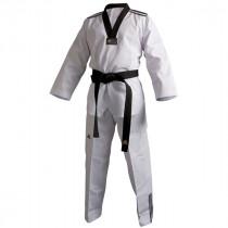 Adidas Taekwondo Suit Club /// Lapel Noir