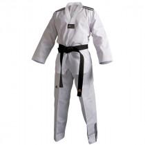 Adidas Taekwondo Suit Club /// blanc Lapel
