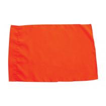 Coin drapeau orange, 30 mm