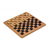 Longfield Checkers Complete 30 cm