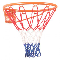 Longfield Panier de Basket 46 cm - Orange